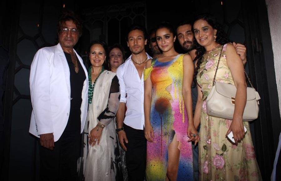 Success party of 'Baaghi'
