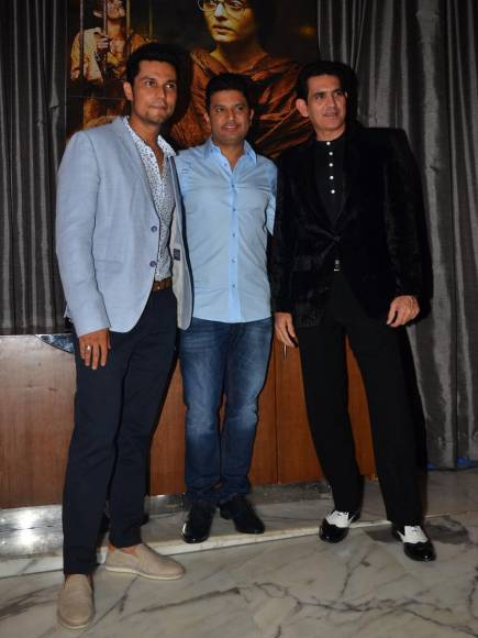 Success party of 'Sarbjit'