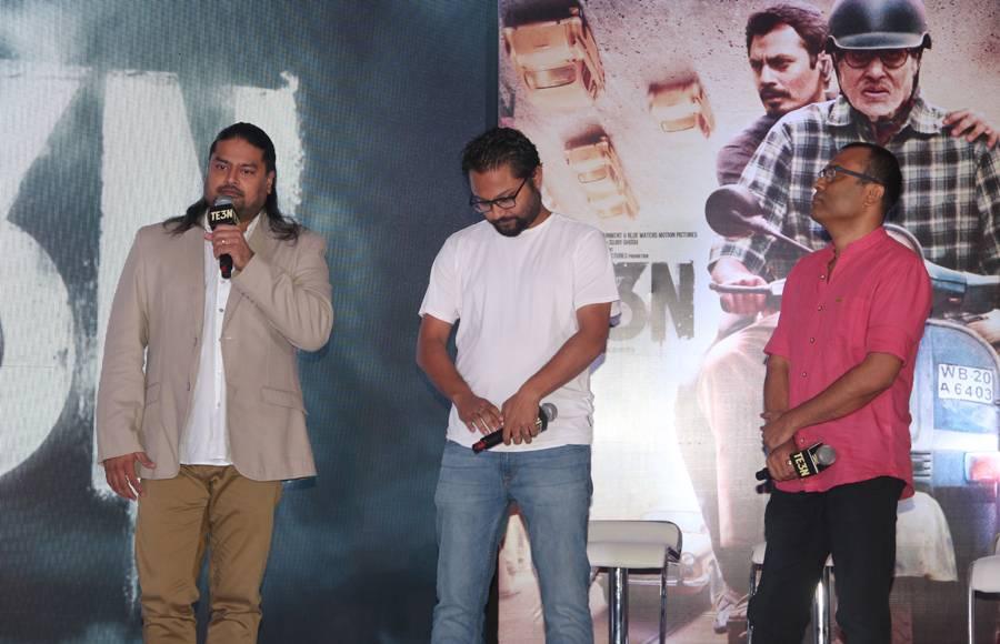 Music launch of Te3N