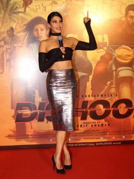 Trailer launch of 'Dishoom'