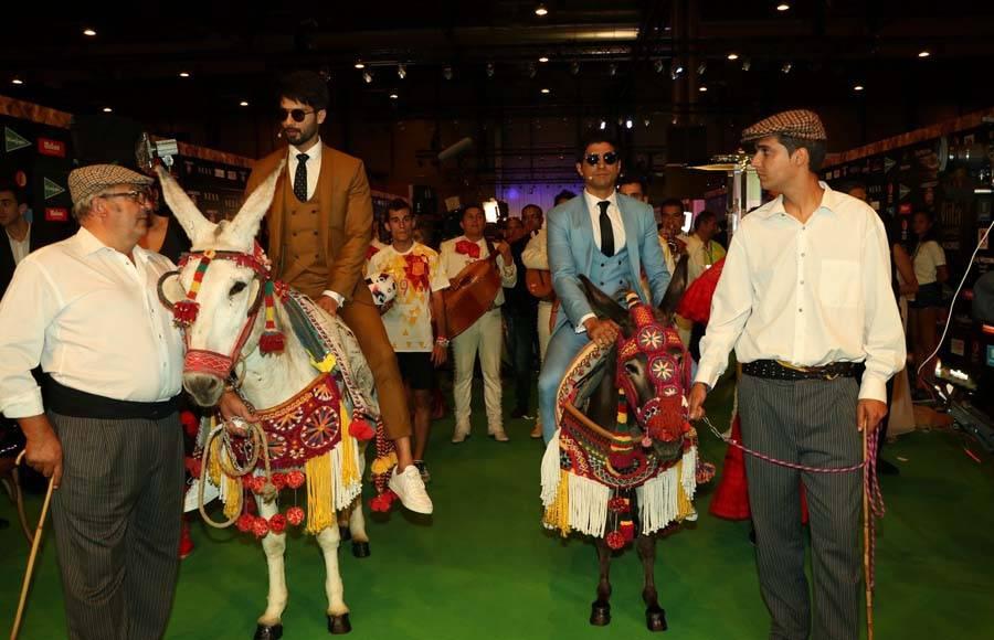Sooraj Pancholi, Salman Khan and Ranveer Singh