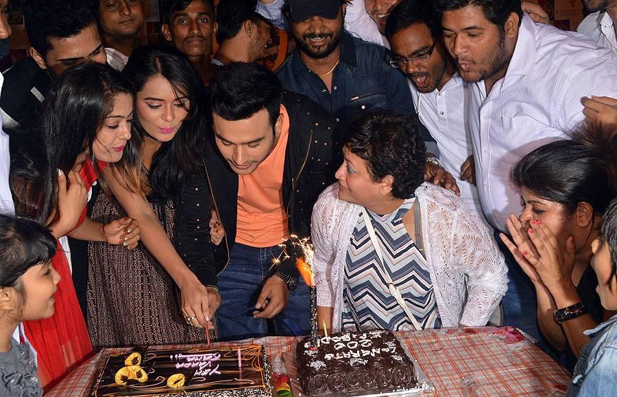 Rashmi Gupta, Sonal Vengurlekar, Rinku Karmarkar and Ankush Arora