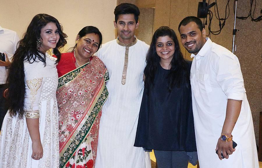 Anara Gupta, Ravi Dubey, Nivedita Basu, Karan Singh Prince