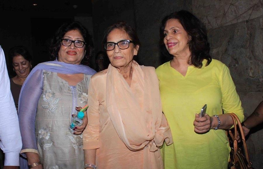 Salman's mother Sushila Charak