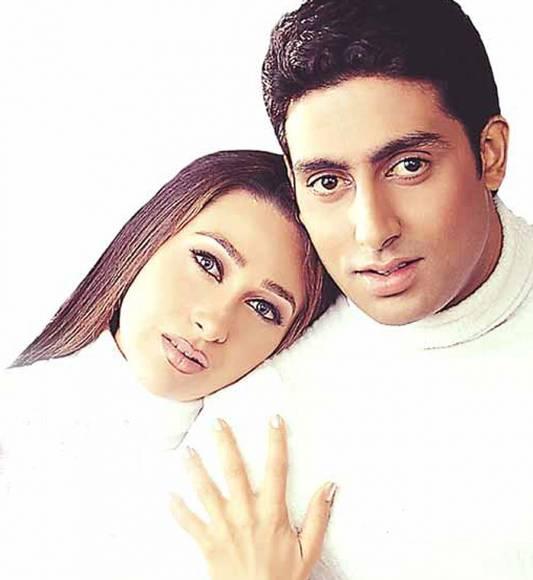 Akshay Kumar and Raveena Tandon