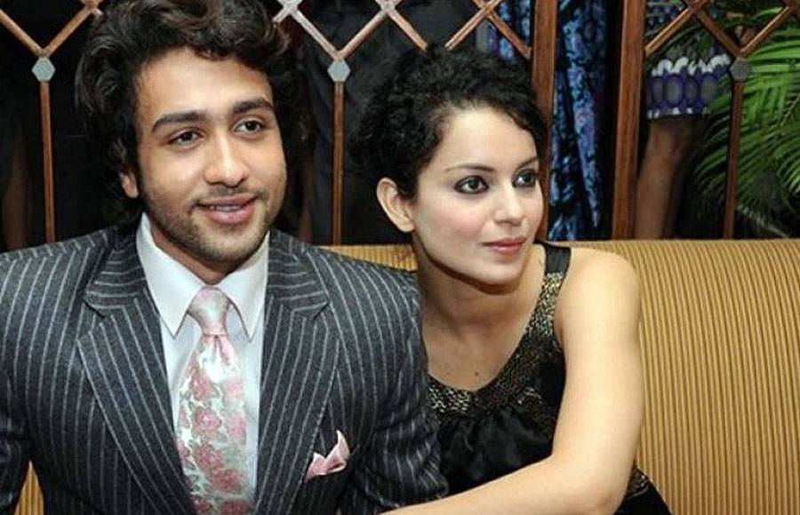 Adhyayan Suman and Kangana Ranaut