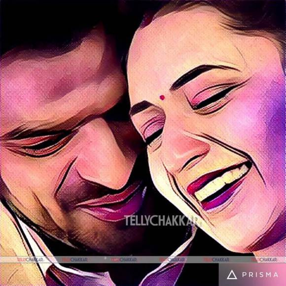 TV couples and 'prisma' magic