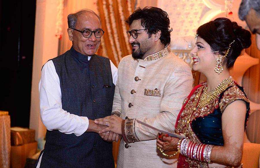 Babul Supriyo and Rachna Sharma