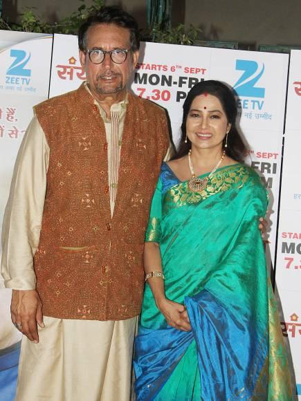 Launch of Zee TV's Sanyukt