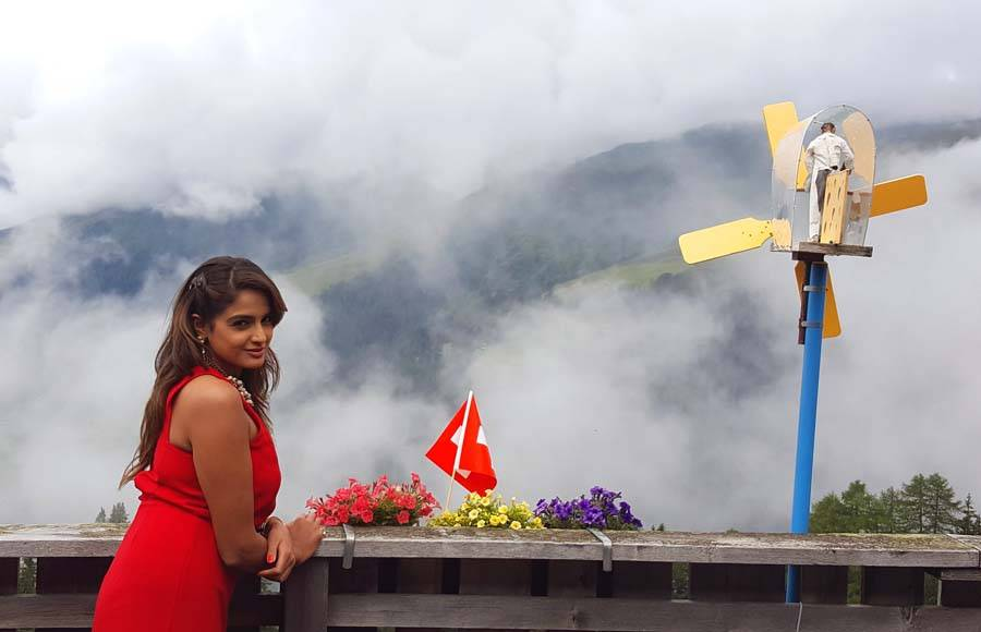 Shivin Narang and Asmita Sood