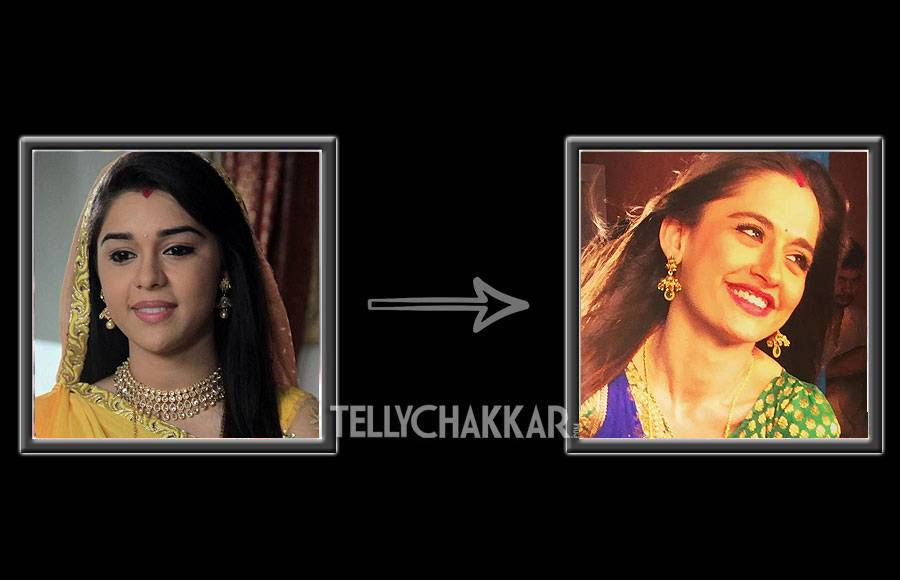 Sanjeeda Sheikh replaced Eisha Singh in Ishq Ka Rang Safed