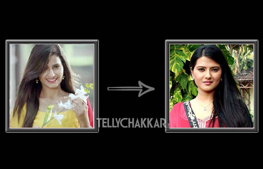 Patrali Chattopadhyay replaced Reena Aggarwal in Kya Haal Mister Panchal