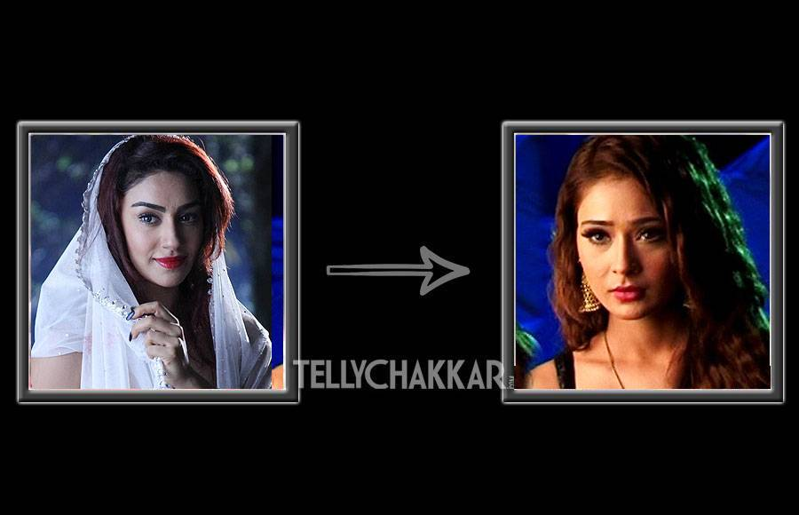 Ssara Khan replaced Maheck Chahal in Kawach