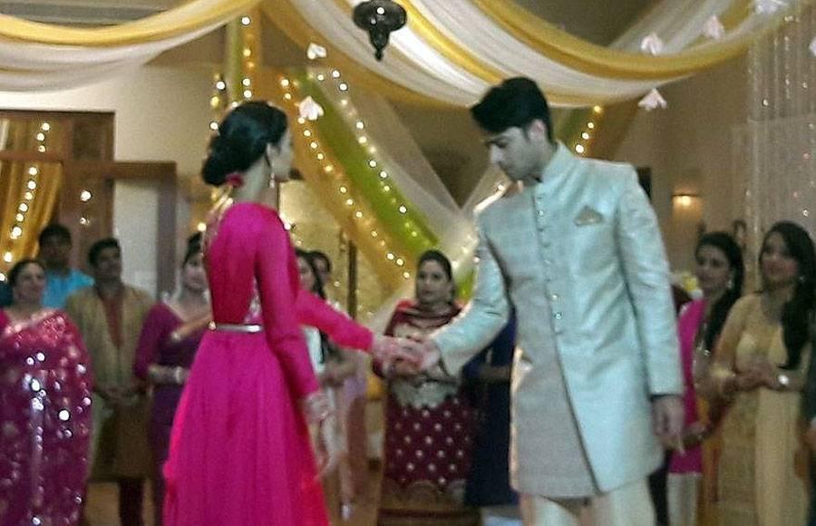 DevAkshi (Shaheer Sheikh and Erica Fernandes)