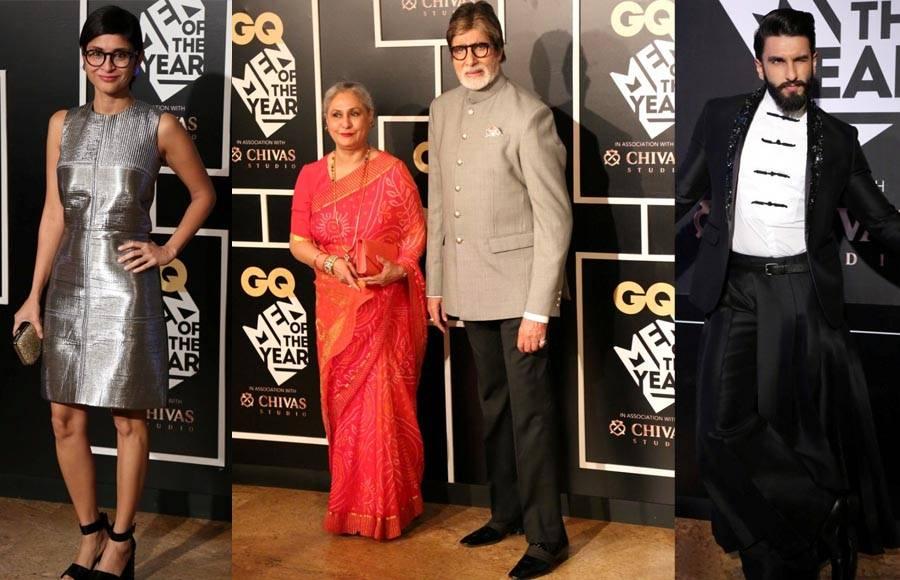 GQ India Men of the year Award 2016
