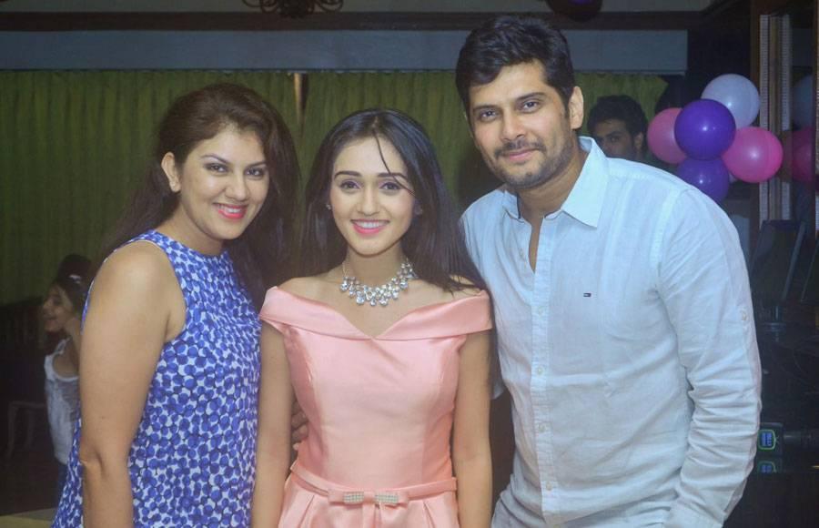 Tanya Sharma and Devoleena Bhattacharjee