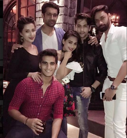 Cheshta Bhagat's BIRTHDAY bash!