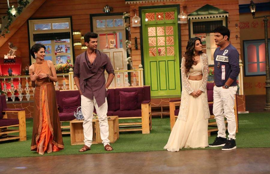 'Beyhadh' team on The Kapil Sharma Show