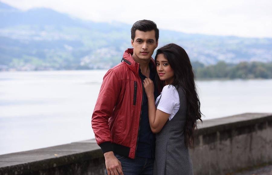 Karthik-Naira's ROMANTIC times in Switzerland