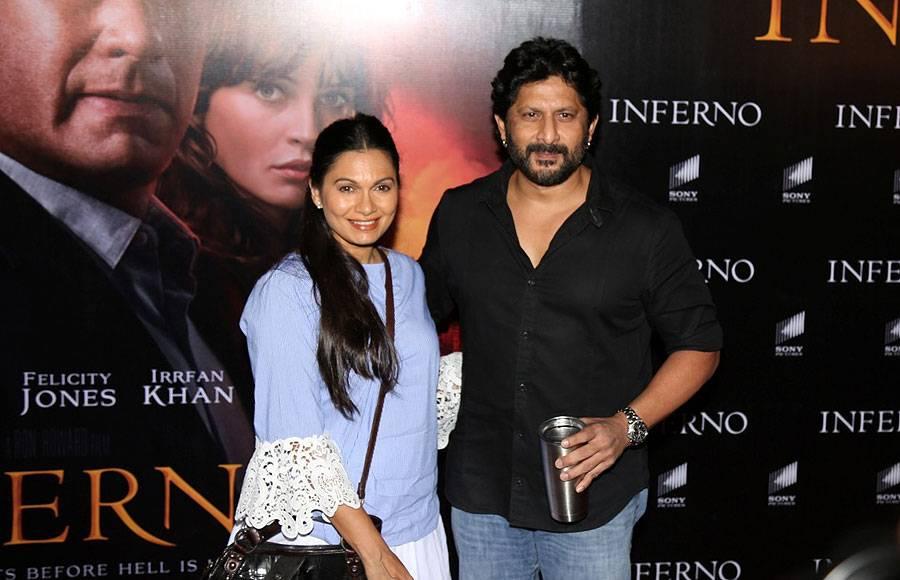 Gulshan Devaiah and his wife Kalliroi Tziafeta