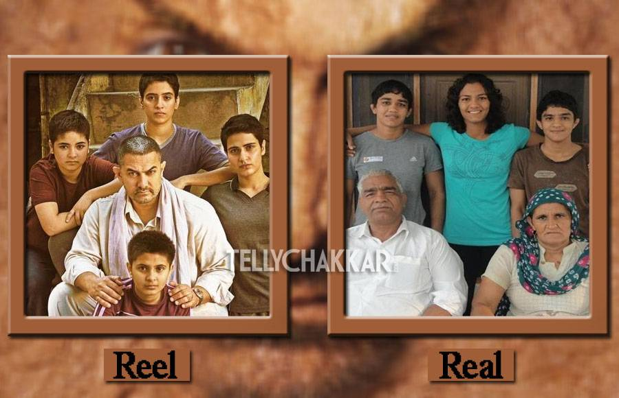 Dangal- Bollywood movie