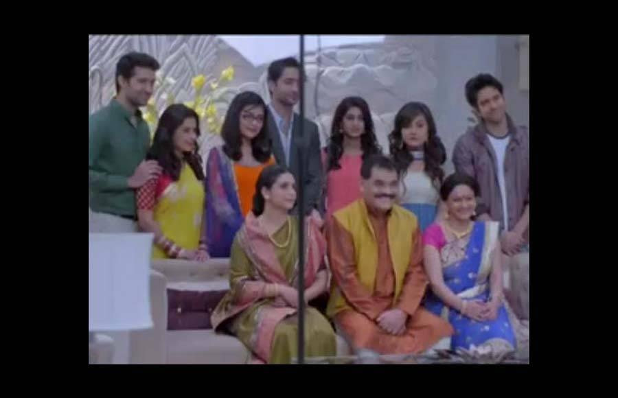 Dixit family (Kuch Rang Pyar Ke Aise Bhi)