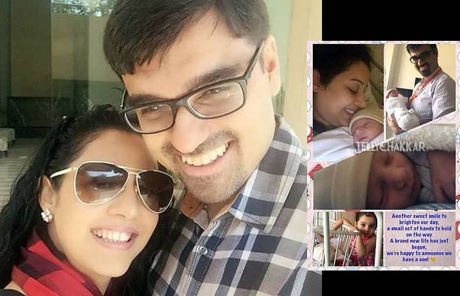 Roshni Chopra and Siddharth Anand Kumar blessed with a baby BOY.