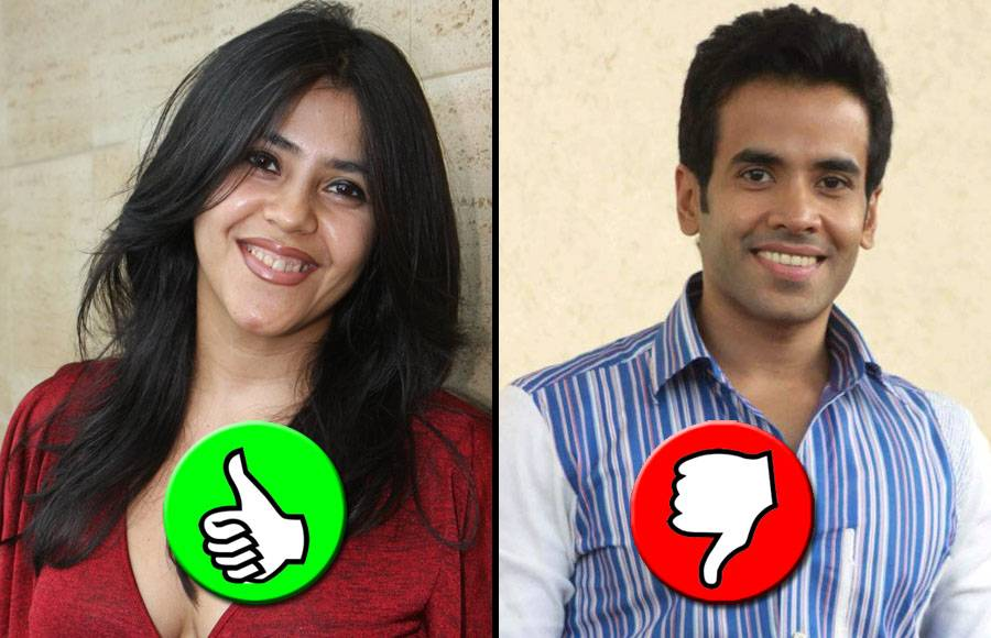 Kajol and Tanisha