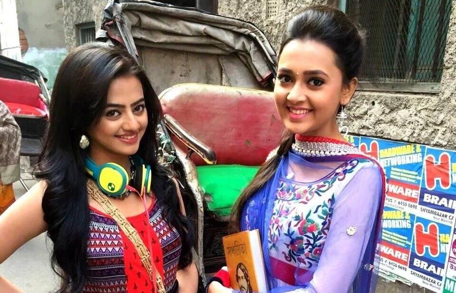 Most 'loved' TV... Kinshuk Mahajan And Sanaya Irani