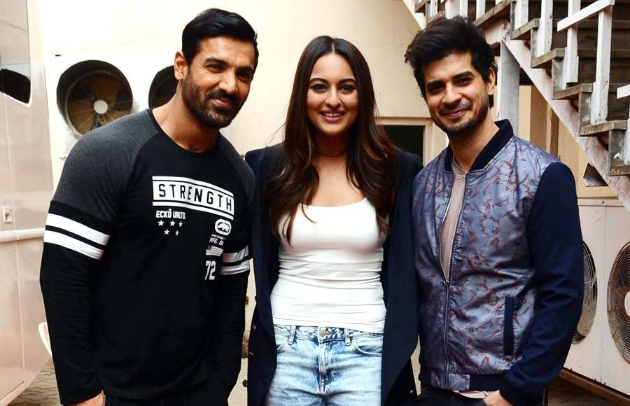 'Force 2' promotional event