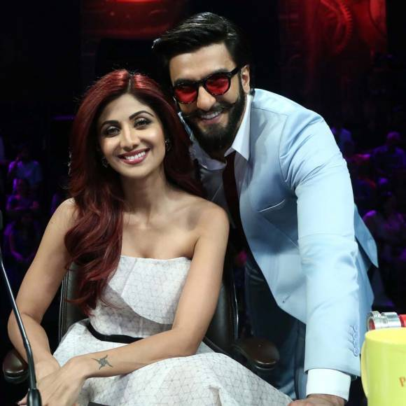 Ranveer Singh and Vaani Kapoor on 'Super Dancer'