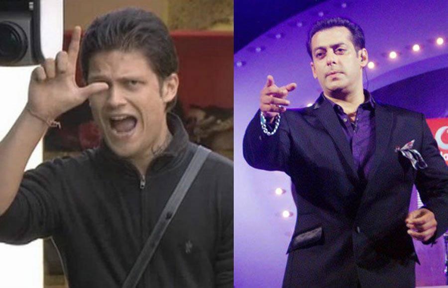 Salman Khan and Zubair Khan
