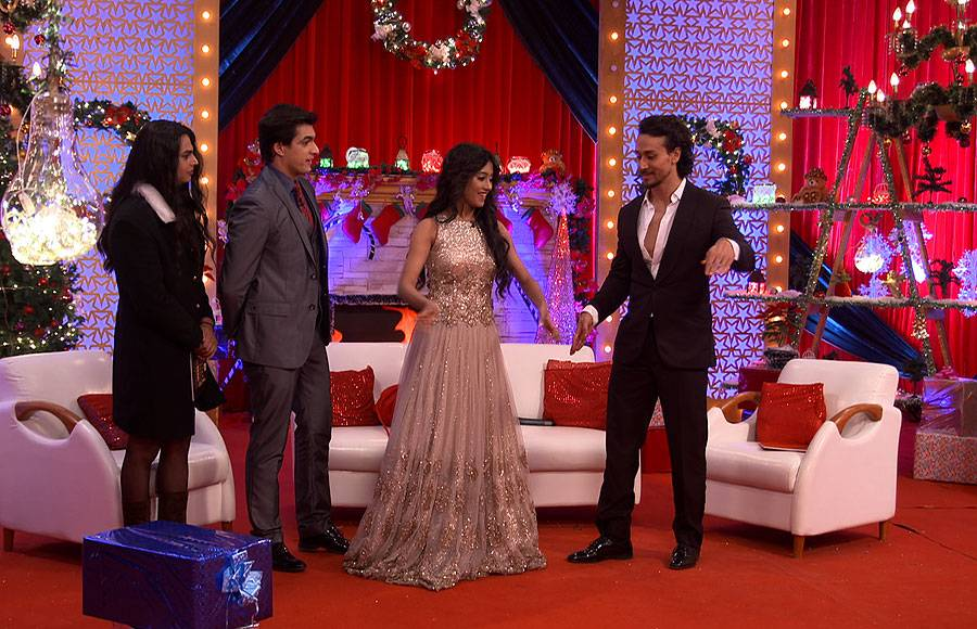Mohsin Khan, Shivangi Joshi and Alia Bhatt