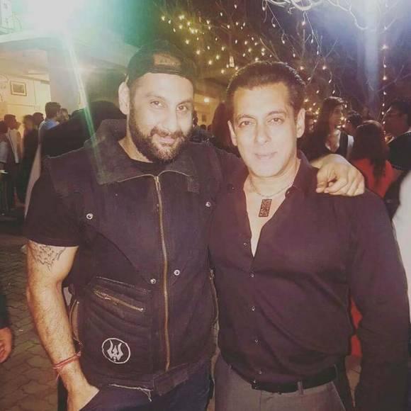 Salman Khan's 51st birthday bash!