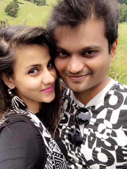 Vrinda Dawda and Bhavin Mehta