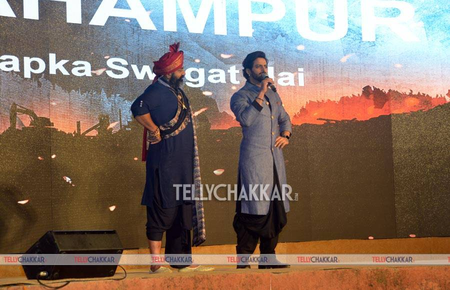 Launch of Life OK's Ghulaam