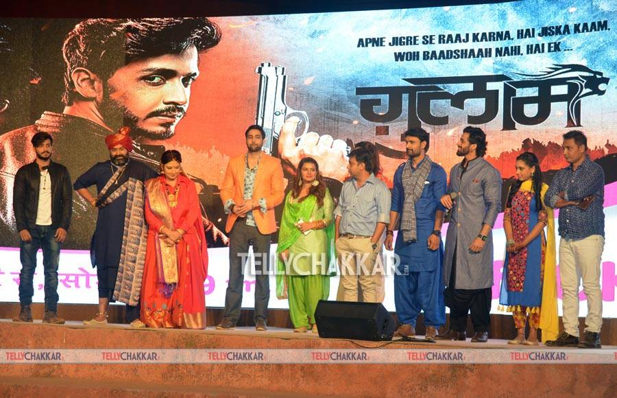 Launch of Life OK's Ghulaam