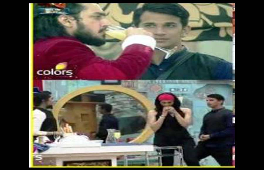 Kushal Tandon, during a task, drank water from a dog vessel in BB7