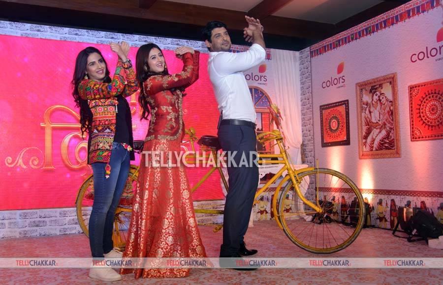 Launch of Colors' Dil Se Dil Tak