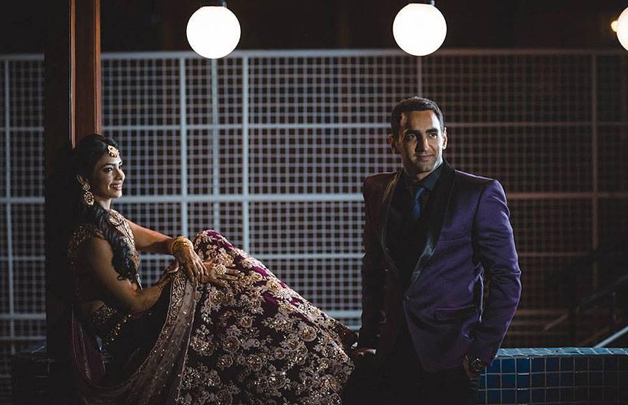Pooja Banerjee and Sandeep Sejwal