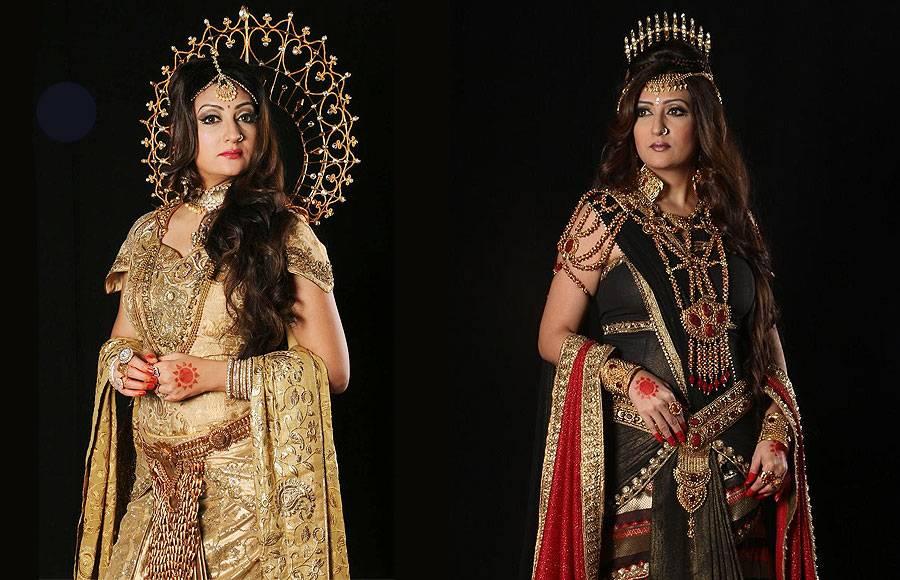 Aalisha Panwar in Ishq Mein Marjawan