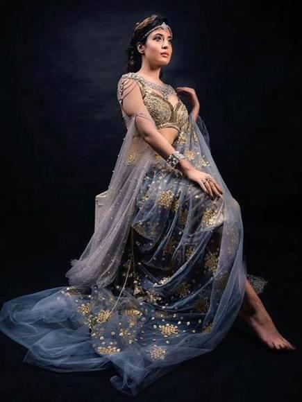 Kritika Kamra in and as Chandrakanta