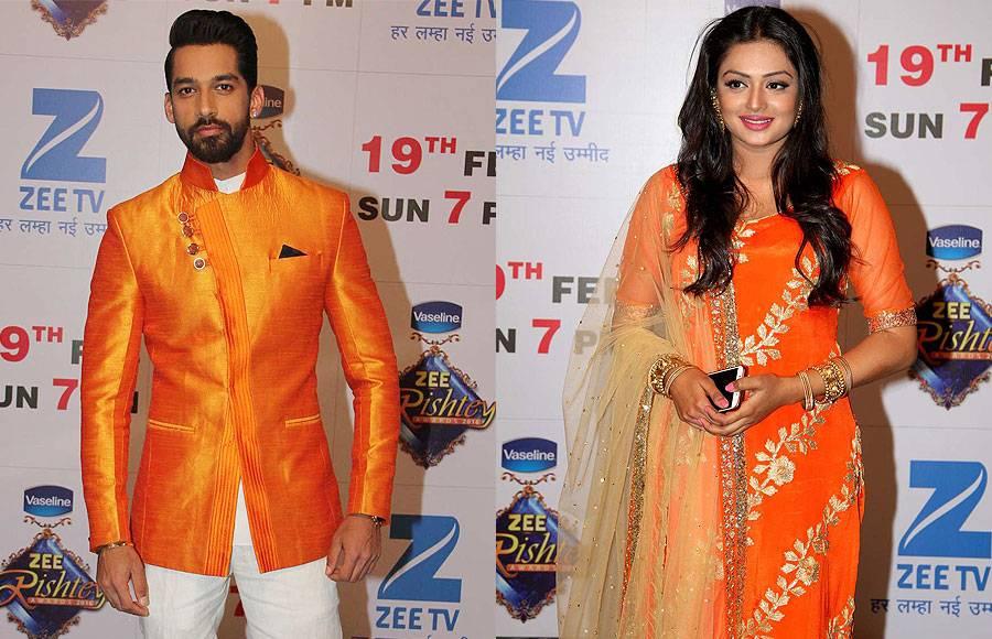 Karan Vohra and Samiksha Jaiswal