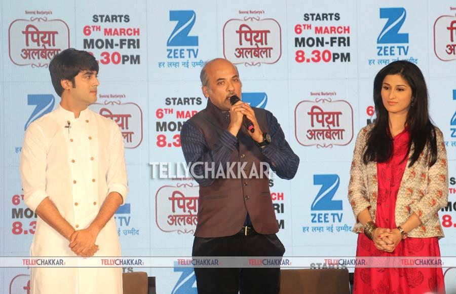 Launch of Zee TV's Piyaa Albela
