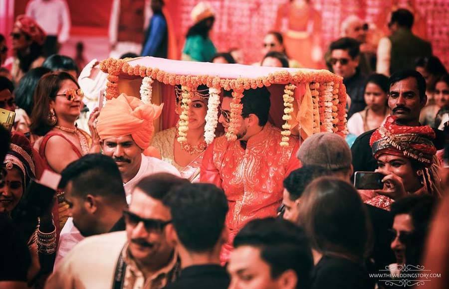 Neil Nitin Mukesh and Rukmini's MEHENDI ceremony!