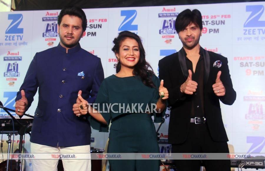 Zee TV launches Sa Re Ga Ma Pa Li'l Champs