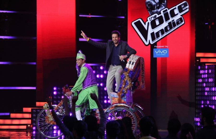 Govinda on The Voice India 2