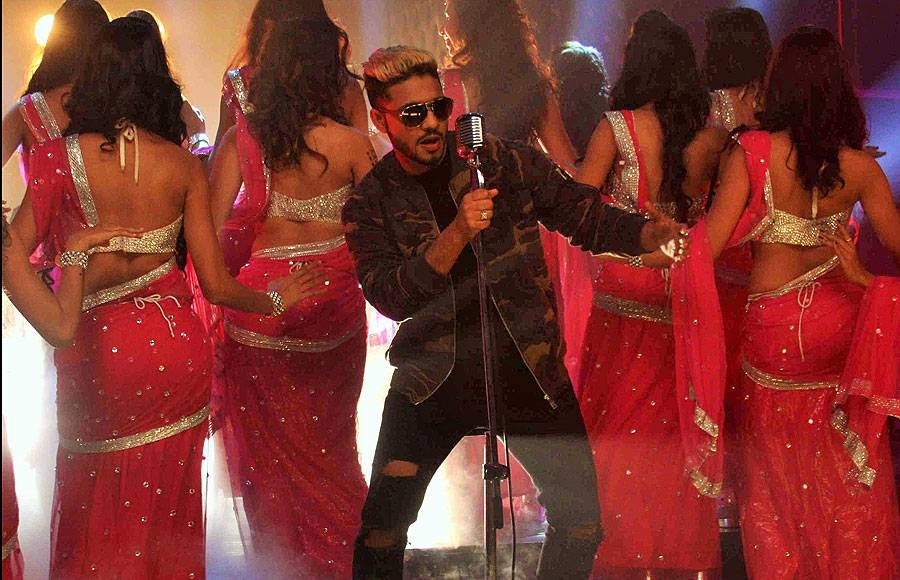 Rapper Raftaar croons single for Bhabhiji Ghar Par Hain