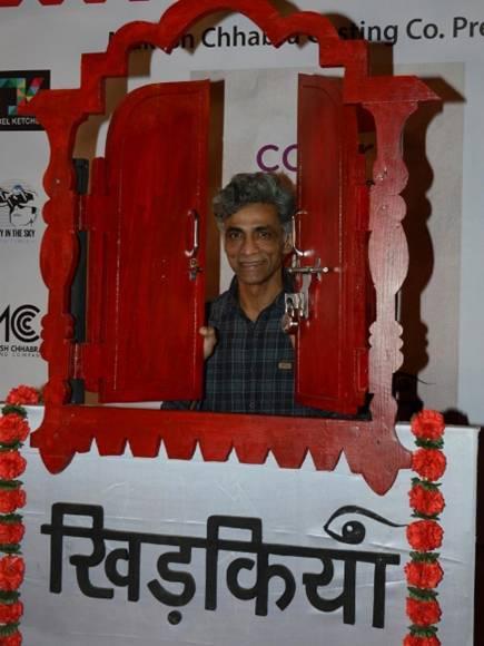 Anupama Chopra and Piyush Mishra