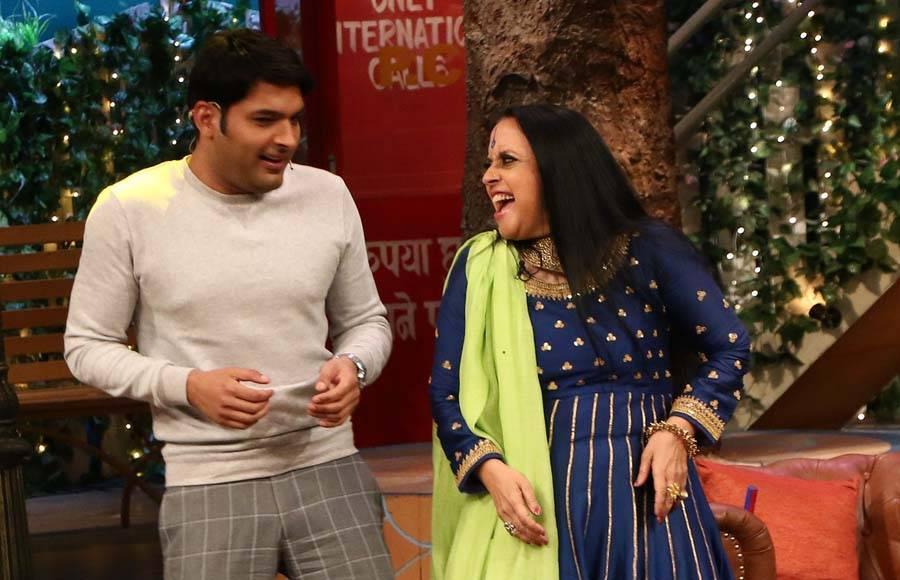 'Begum Jaan' cast on The Kapil Sharma Show